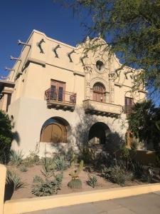 owl's club, tucson, AZ, presidio